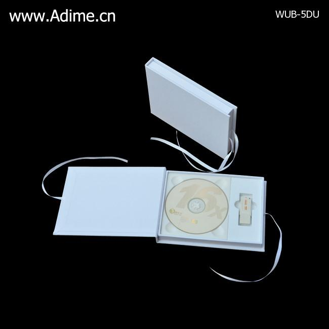 DVD USB Packaging Box