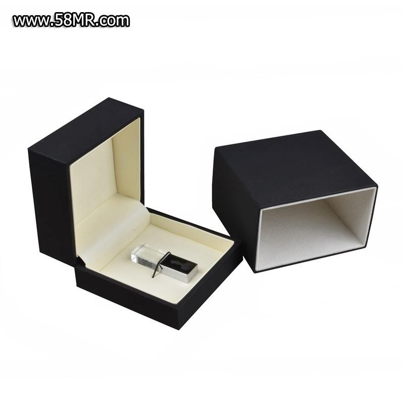 Soft Touch Paper USB Box