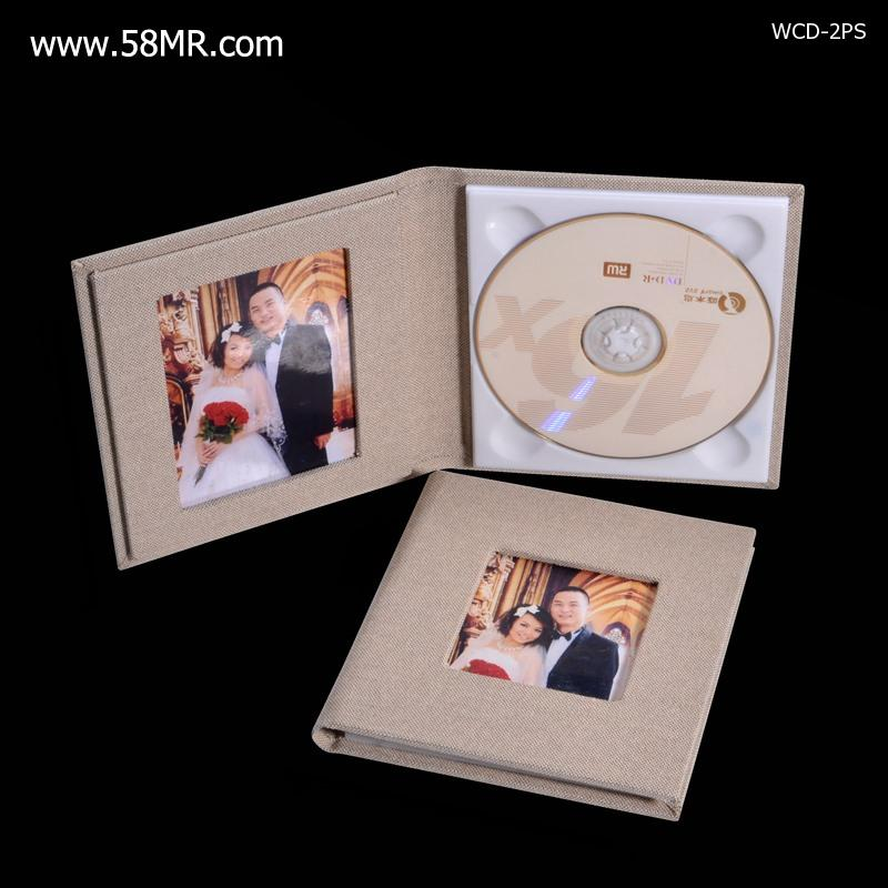 Linen CD DVD Album